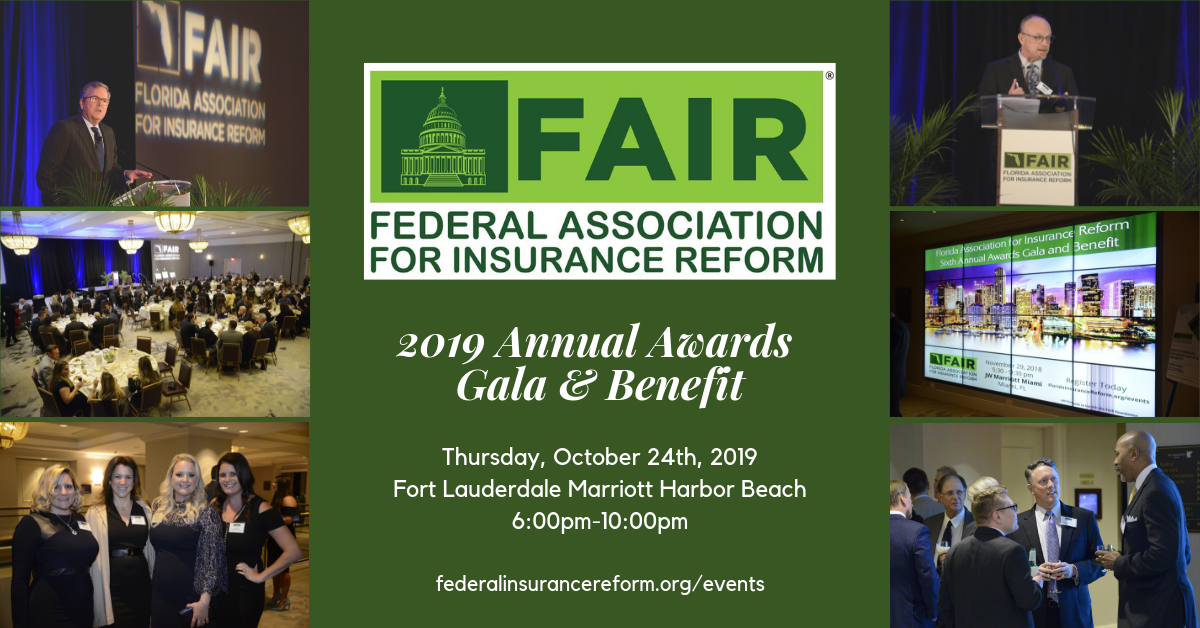 2019 FAIR Gala Event. save the date
