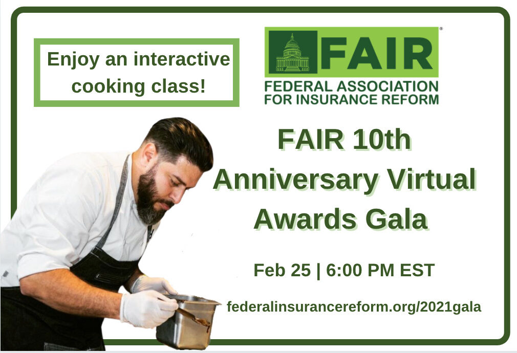 FAIR 10th Anniversary Virtual Awards Gala